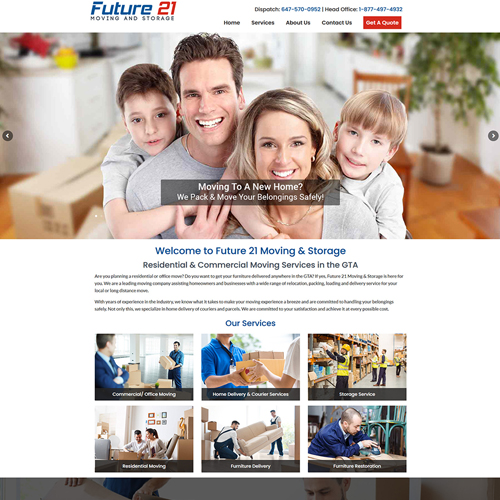 Website Design Services New York